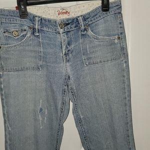 Distressed Vanity Jean's